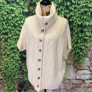 BANANA REPUBLIC HERITAGE Oversized Sweater, XS